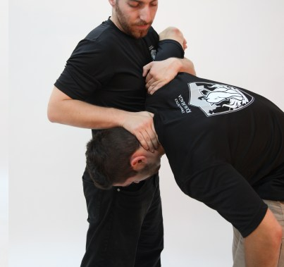 Reference point 1 takedown grip 1