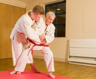 Judo Jack 92 year old