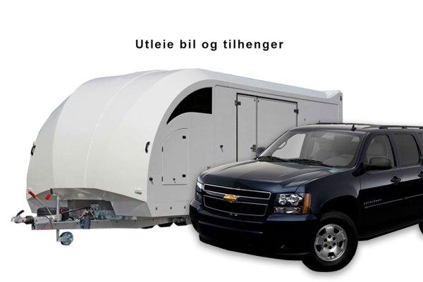 Bil og Tilhenger utleie Alta