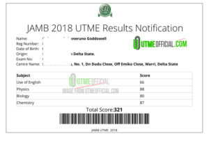 JAMB 2020 SURE /Complete JAMB 2020 SURE Questions and Answers