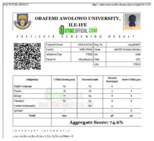 2020 POST UTME (JAMB) Expo /Questions And Answers For All University In Nigeria