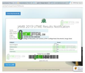 JAMB 2020 March 22th Questions and Answer /March 22th JAMB 2020 Questions Answers