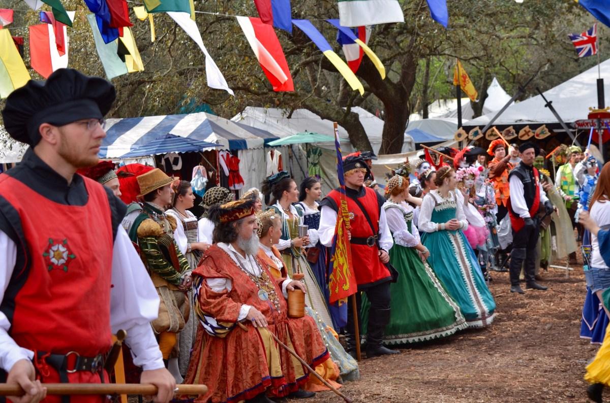 Renaissance Festival comes to Bay area  Est 1933