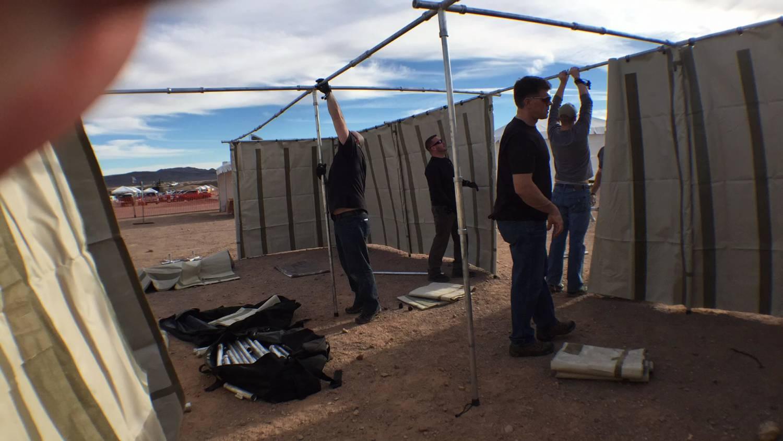 Portable Training Facility  Ultimate Training Munitions