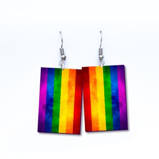 Pendientes Bandera gay