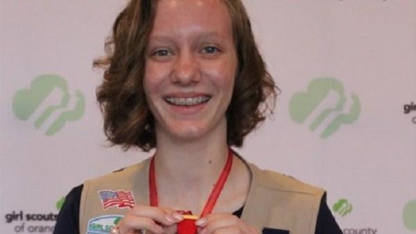 Ava Kopecky saves boy from drowning