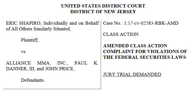 WORX AMMA lawsuit