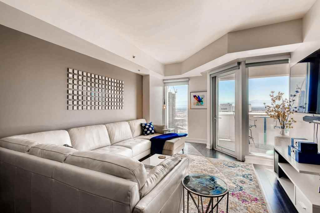 Remodeled Condo in Las Vegas Staged by Utopia Home Staging