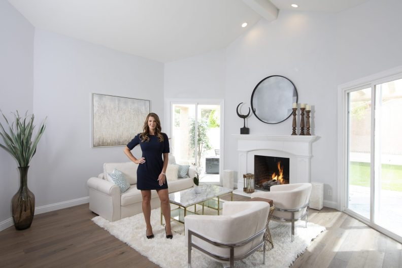 Schedule a meeting with Ange to learn about staging for Realtors