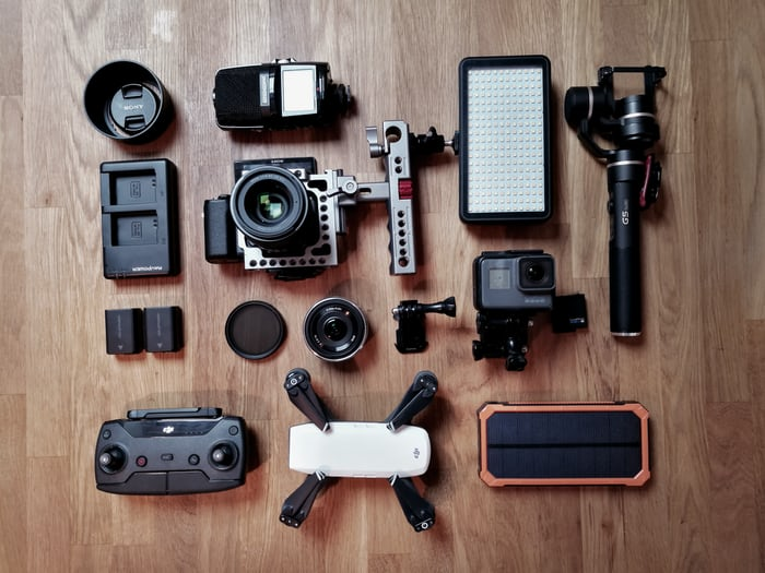 A real estate photographer typically has the best of the best when it comes to equipment