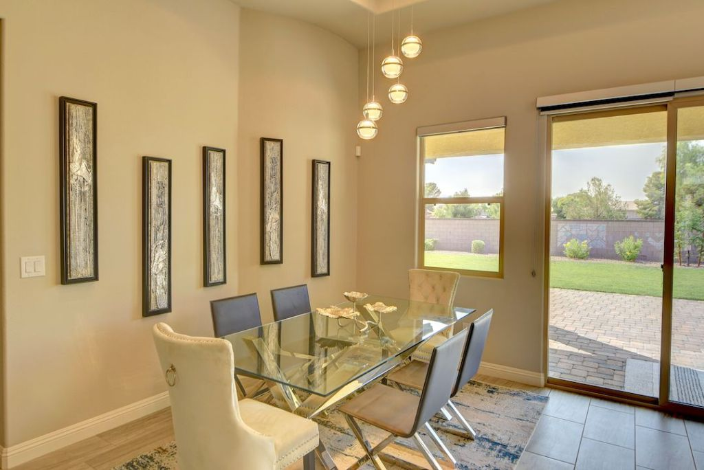 Canyon Estate Home in Las Vegas Staged by Utopia Home Staging Vegas