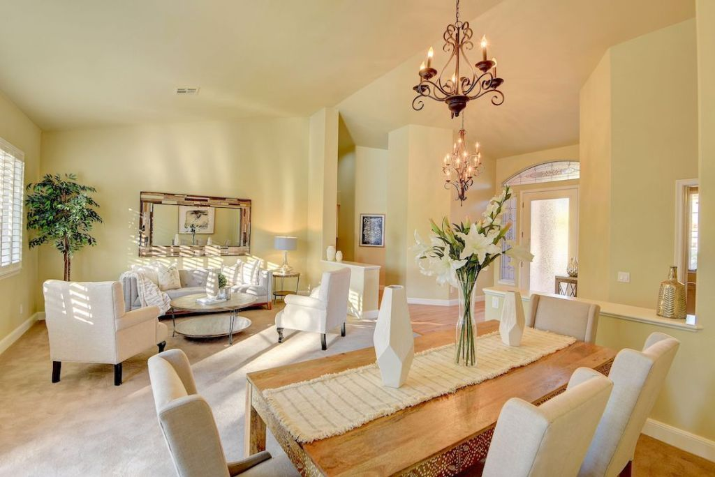 Churchill Estate Home in Las Vegas Staged by Utopia Home Staging Vegas