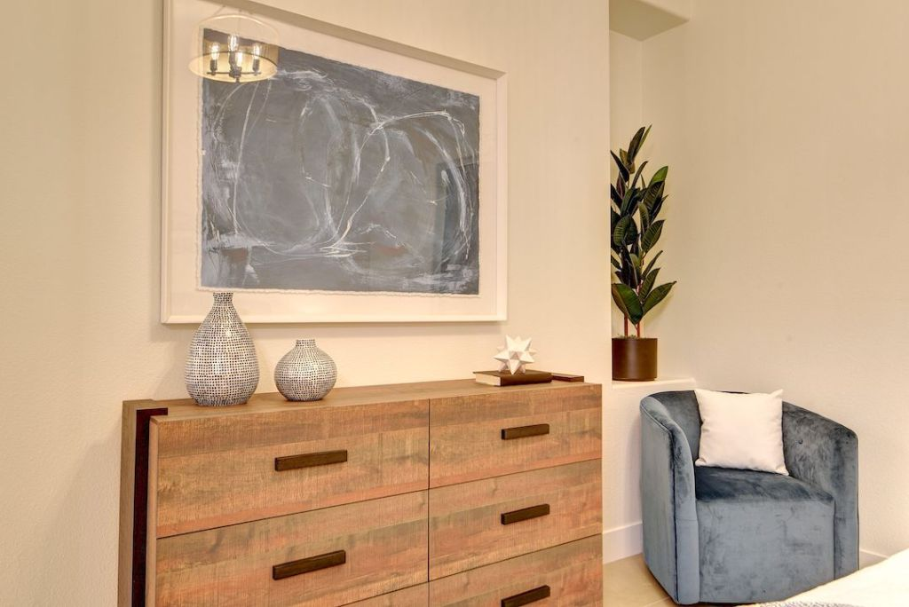 Red Rocks Country Club Home in Las Vegas Staged by Utopia Home Staging Vegas