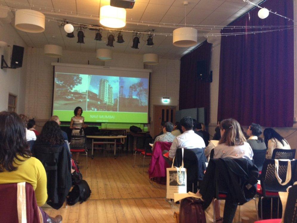 Ayona Datta reports on Navi Mumbai workshop