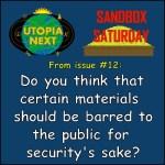 UN Saturday Sandbox 6-16-18