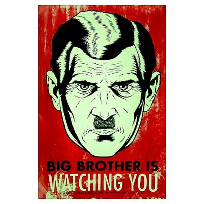 Big Brother Poster 1984