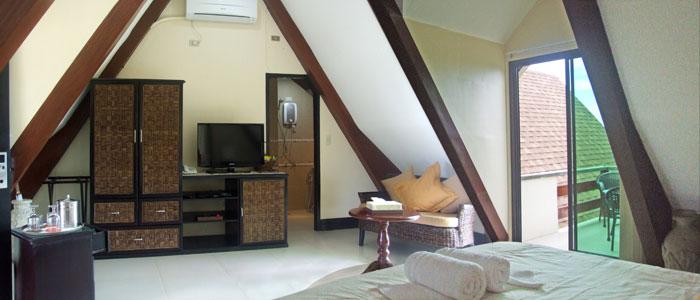 puerto galera resort philippines utopia lily cottage