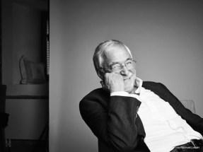 Prof. Hüther, Foto by Michael Liebert