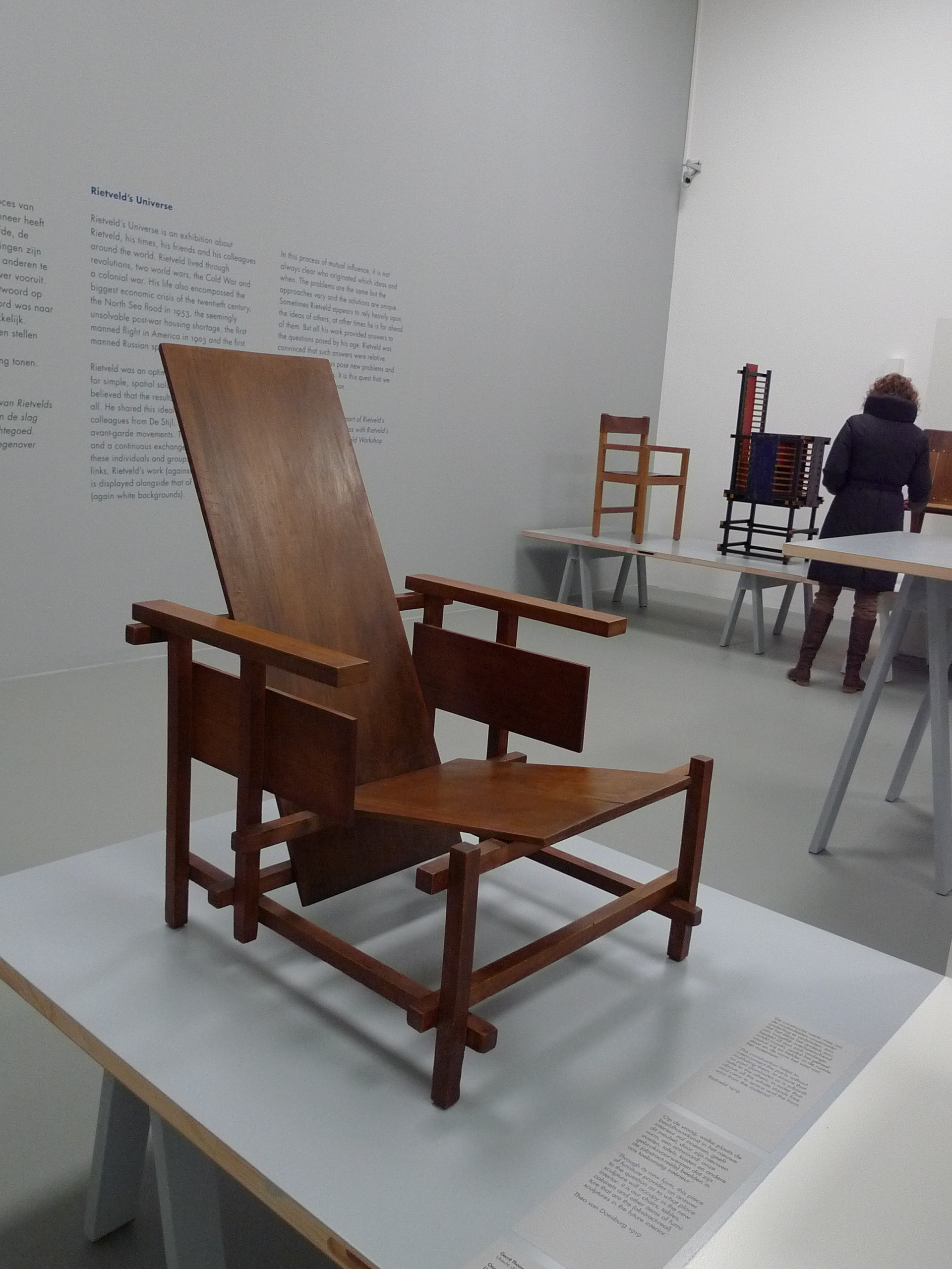Oh Modernism how I want to sit in your abstraction