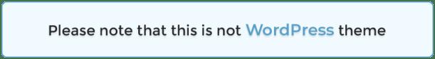 not_wordpress_version