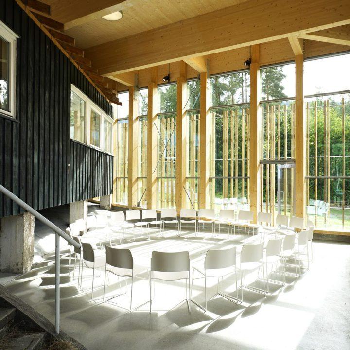 Læringssenteret Hegnhuset.