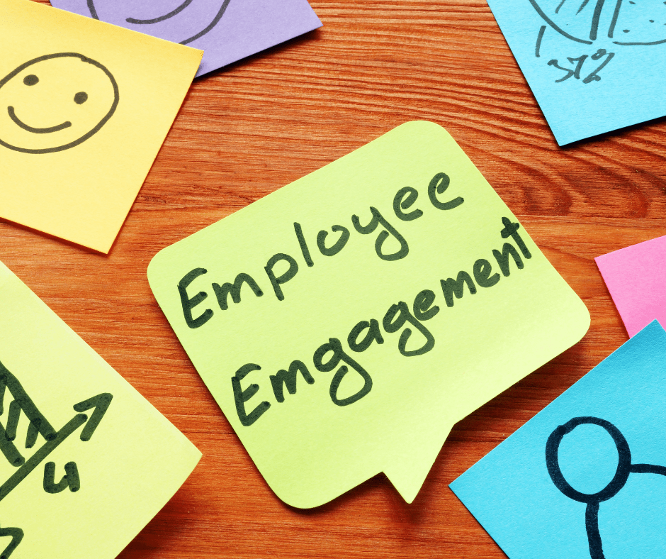 leadership coaching Chesterfield improve employee engagement