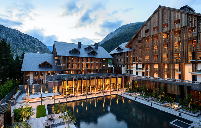 The Chendi Andermatt Sitzerland review