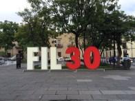 Even downtown Guadalajara feels the FIL.