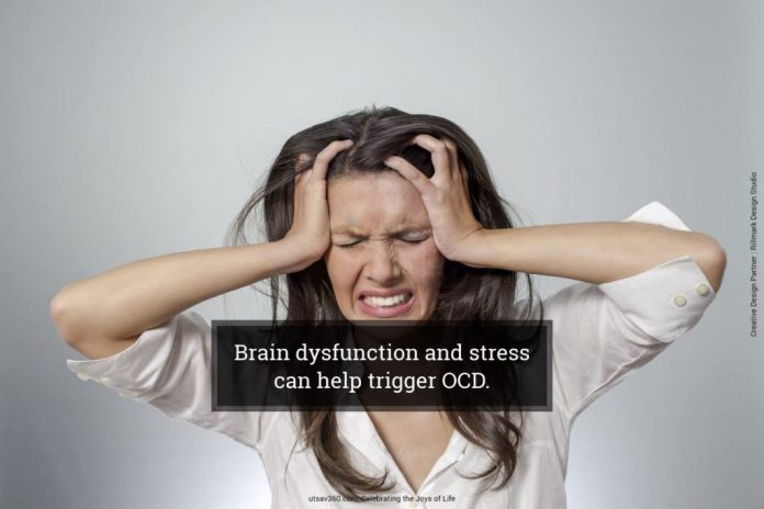 Brain dysfunction may cause OCD.
