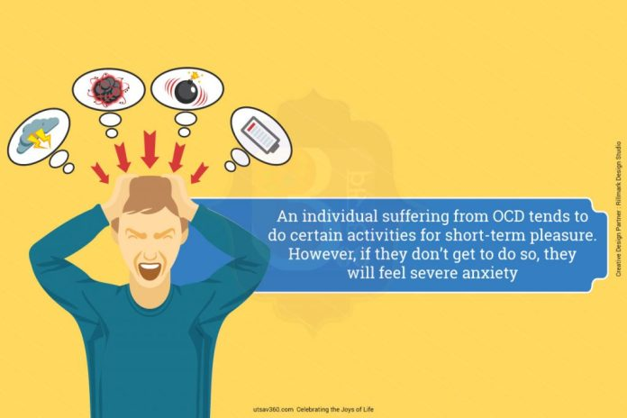 Behavior of OCD patients