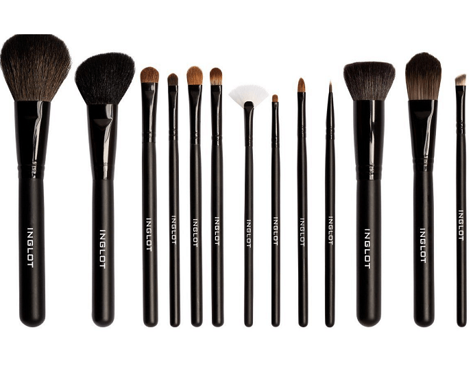 Inglot Makeup Brushes