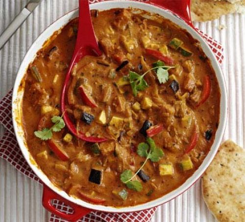Vegan-Curry