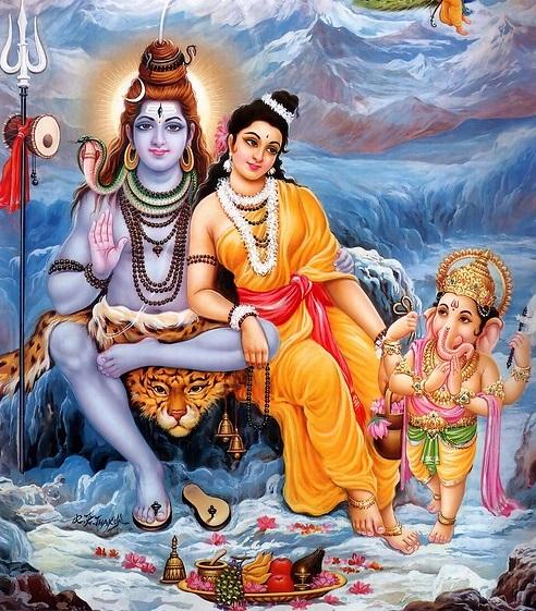 Image of Shiva Parbati