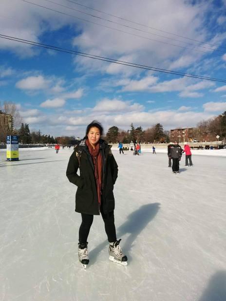 4 Ice skating
