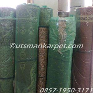 harga karpet masjid per meter roll
