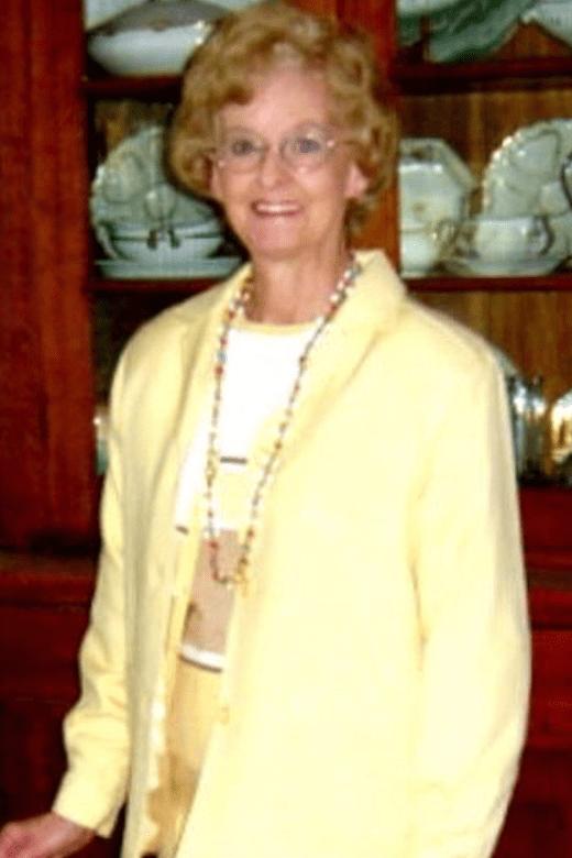 MARY MCCONNELL-GEORGE W. FREY
