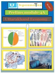Uttarakhand Economy