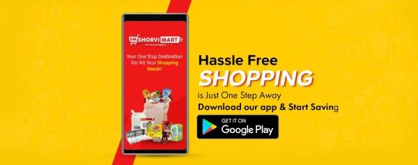 डाउनलोड शोरवी मार्ट ऐप