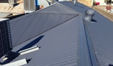 Asbestos roof conversion 220x130
