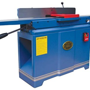 """Oliver Machinery 8"""" Parallelogram Jointer w/4 Sided Insert Helical Cutterhead"""