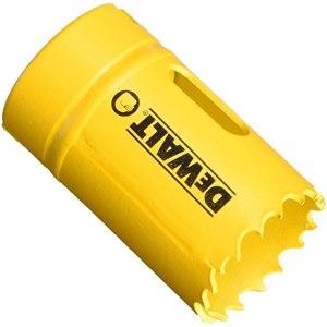 DEWALT D180020 1-1/4-Inch Standard Bi-Metal Hole Saw