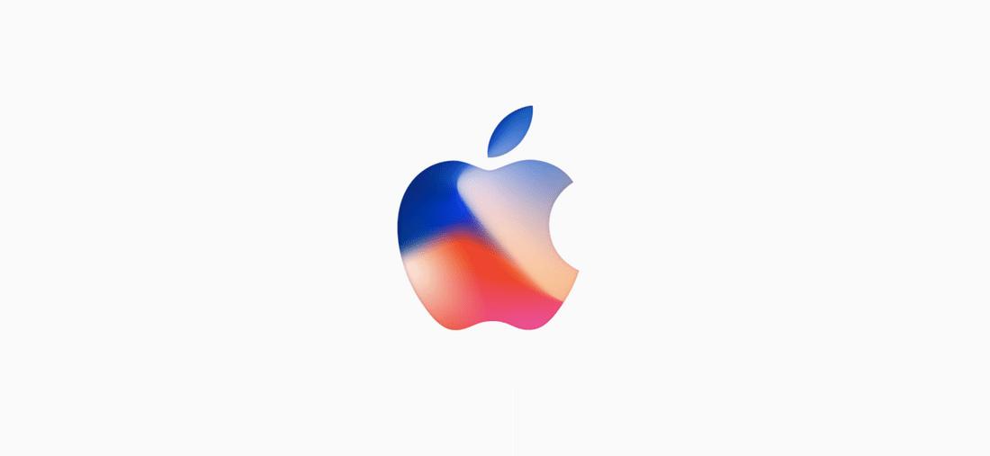 apple iphone 8 event header
