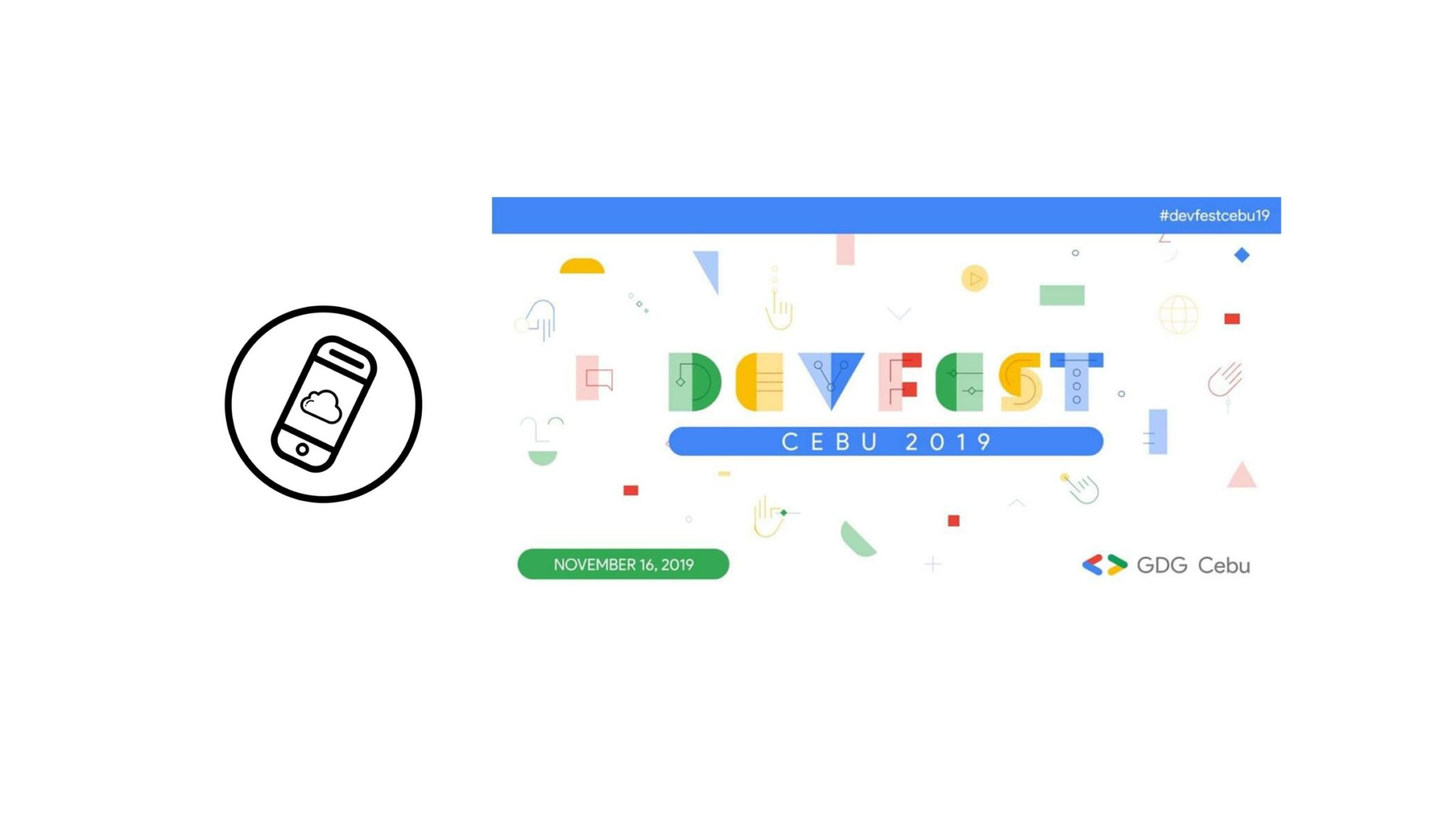 DevFest Cebu 2019 Header