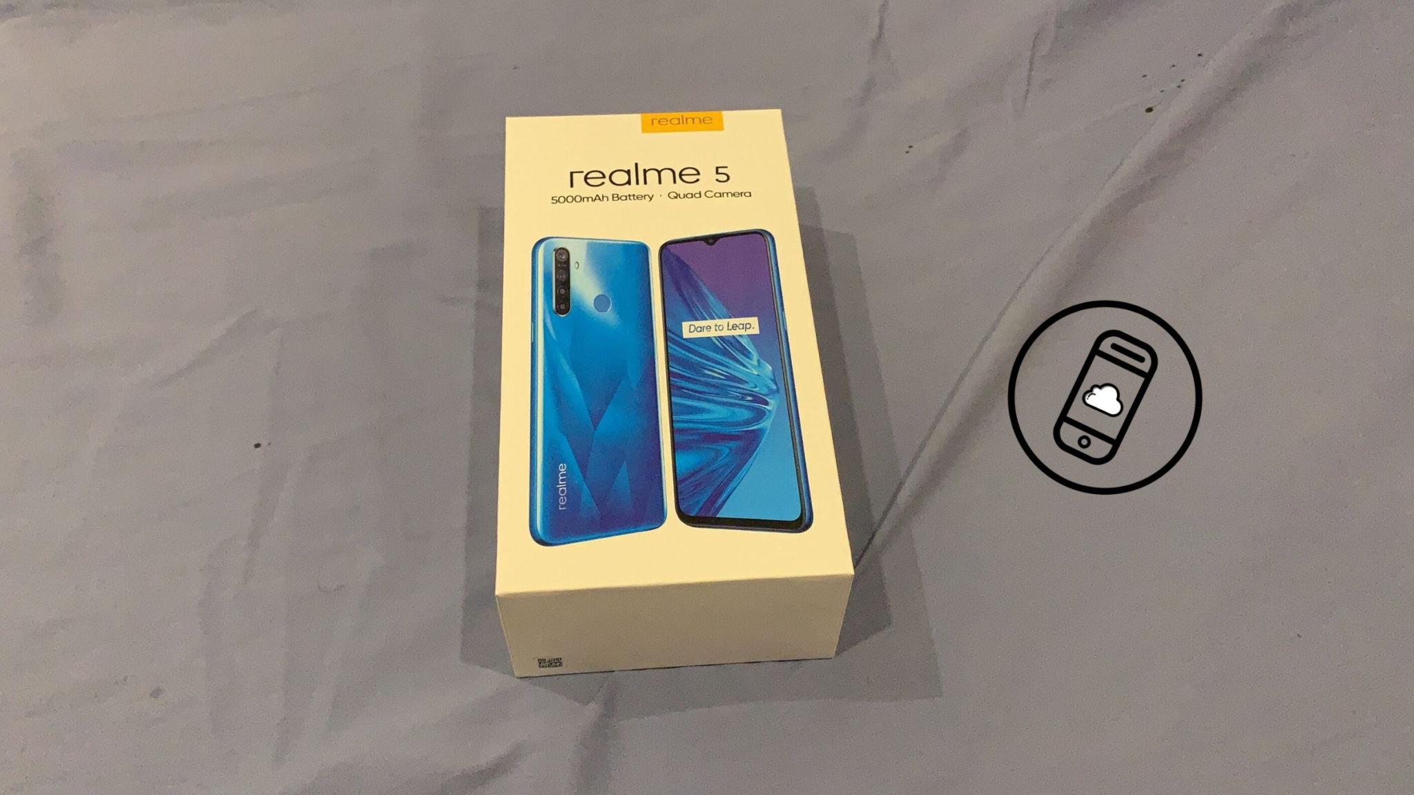 Realme 5 First Impressions Header