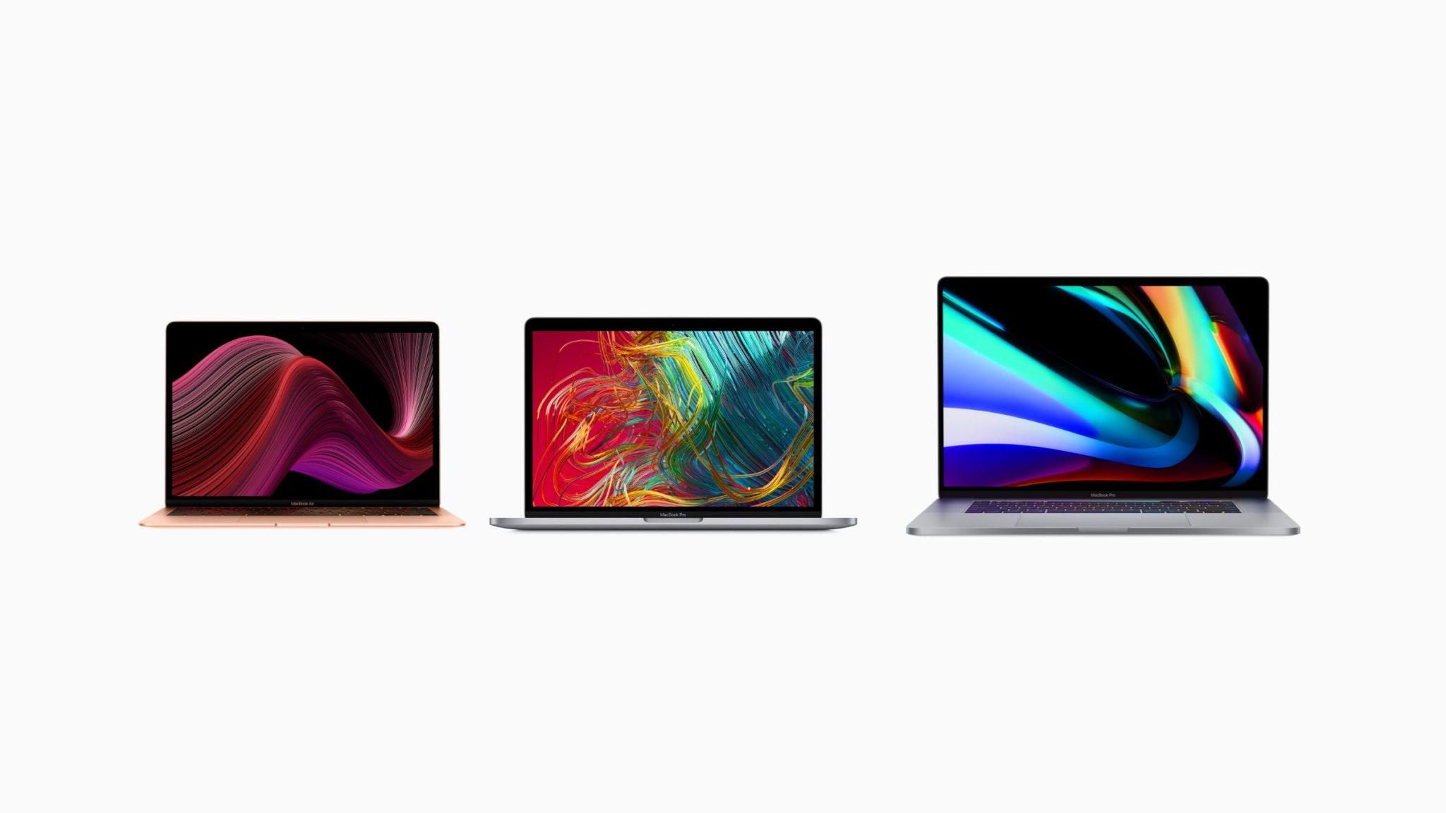 MacBook Lineup Guide Early 2020 Header