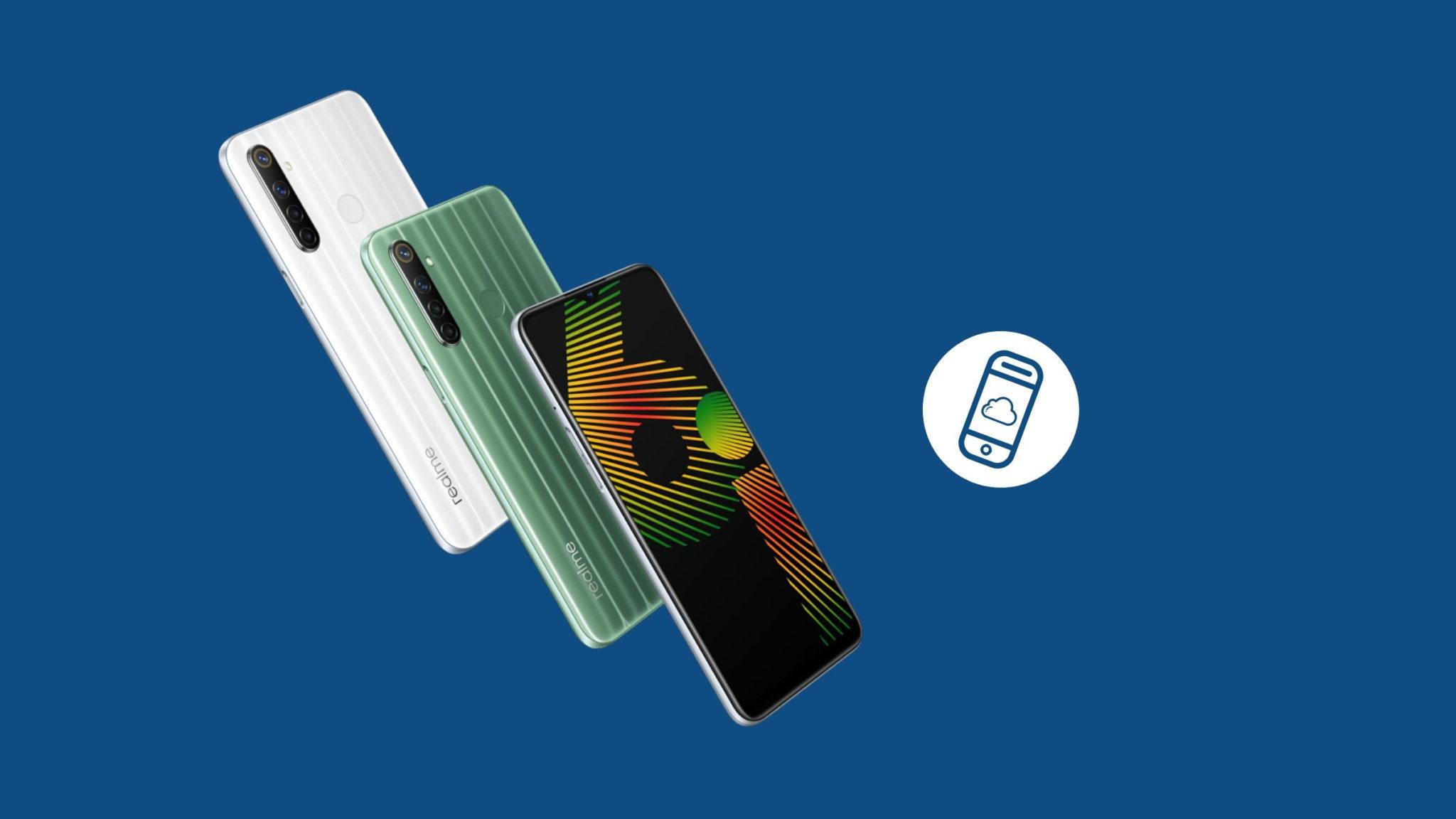 Realme 6i Philippines Pricing Header