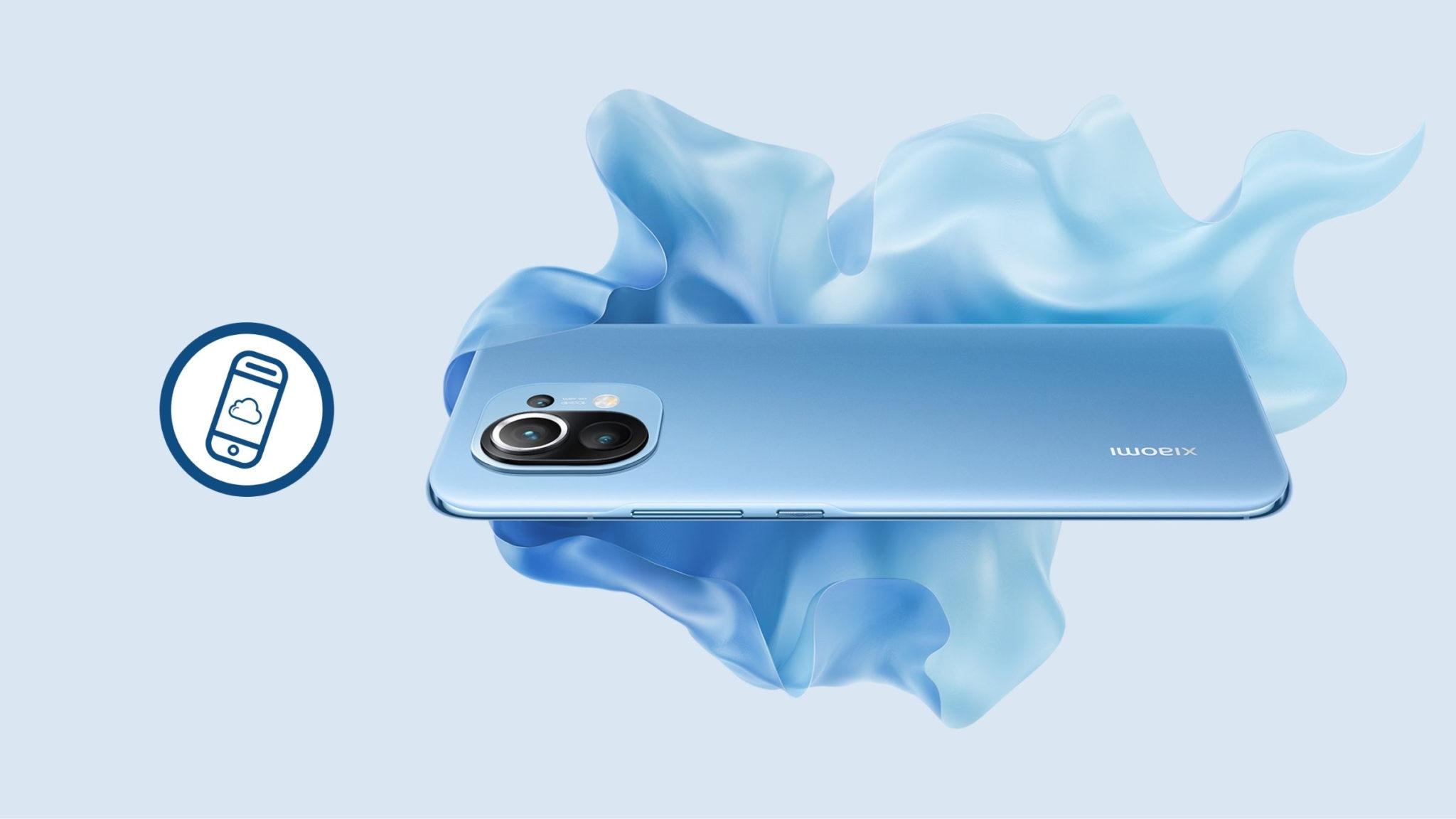 Xiaomi Mi 11 Header