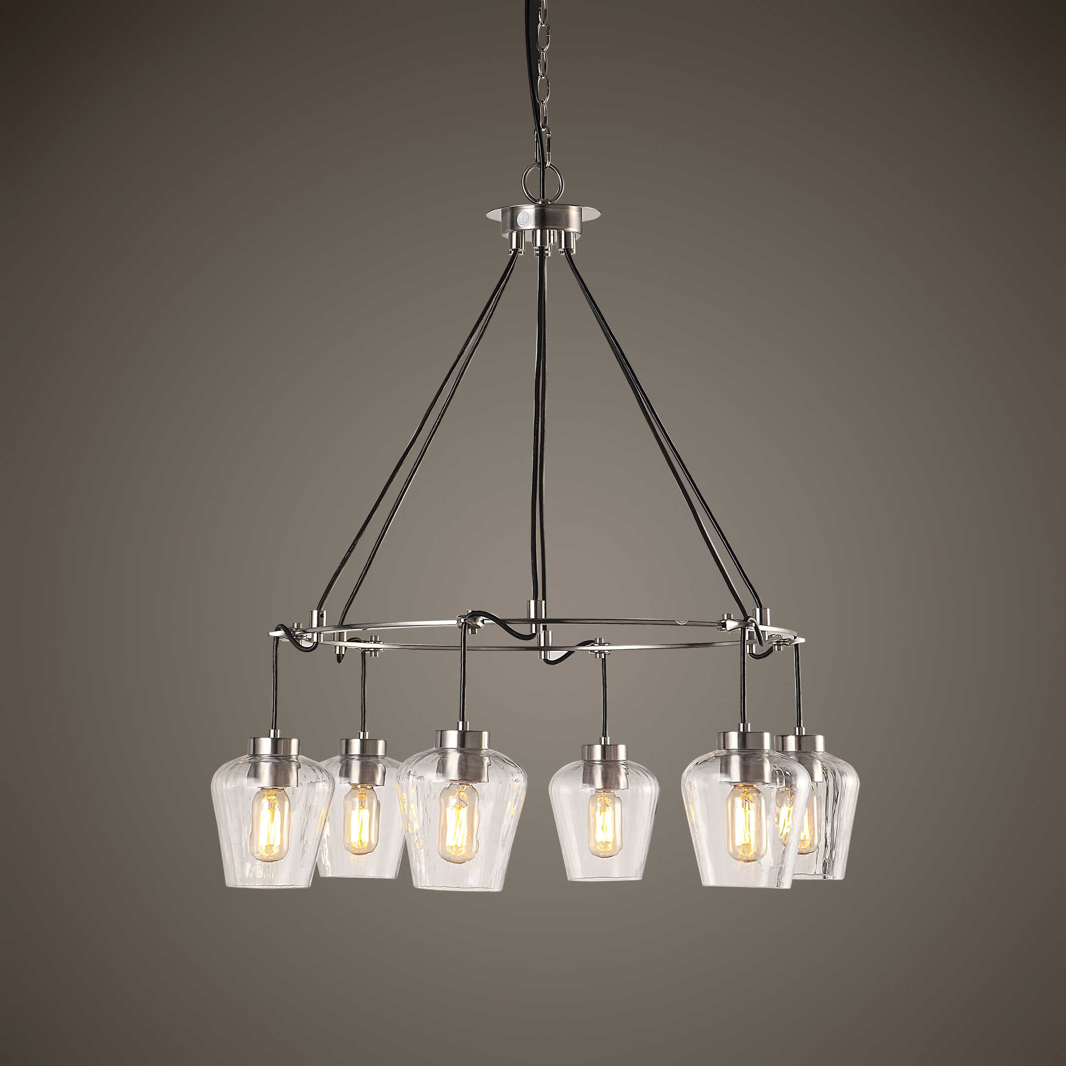 Wiring Diagram For 5 Light Chandelier In Addition Industrial Modern