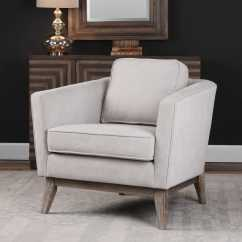 Unique Accent Chairs Grey Upholstered Dining Uttermost Varner Beige Linen Chair Download Image