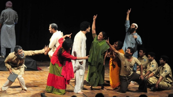 গঙ্গা-যমুনা সাংস্কৃতিক উৎসবে 'ভাগের মানুষ'